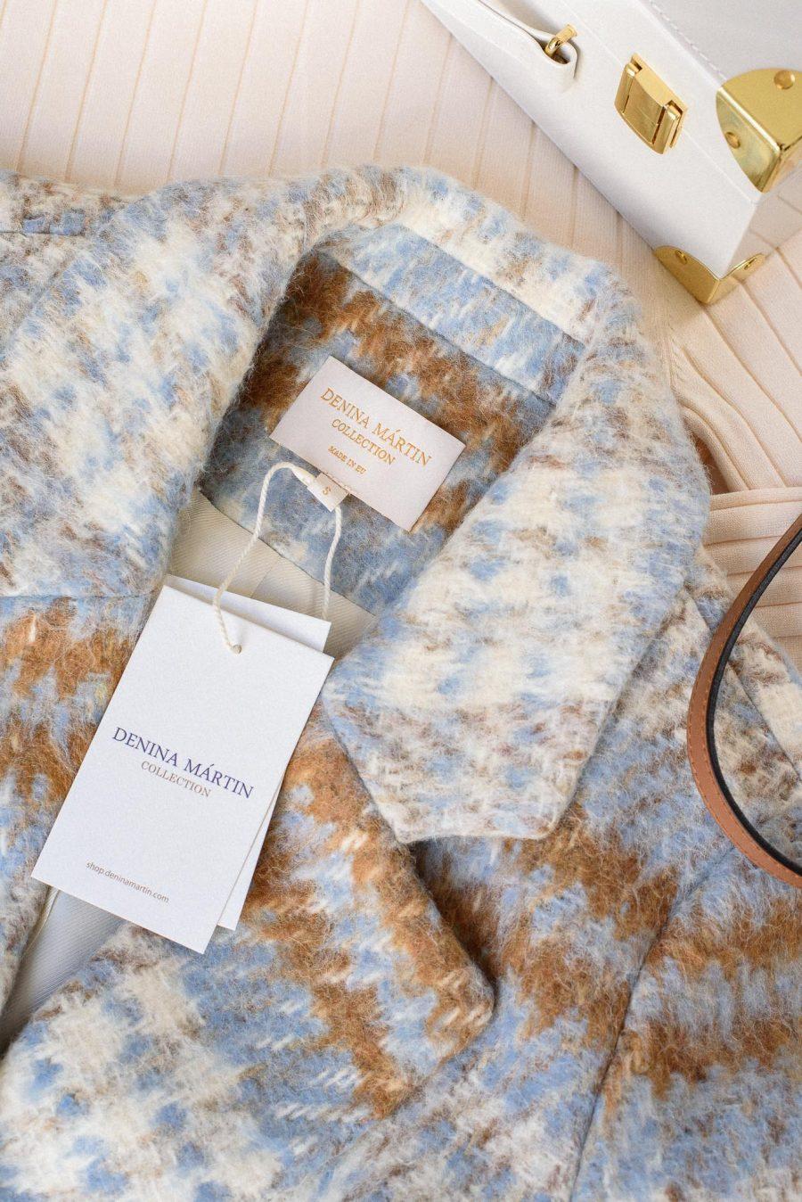 Denina Martin Collection AW2019 coat