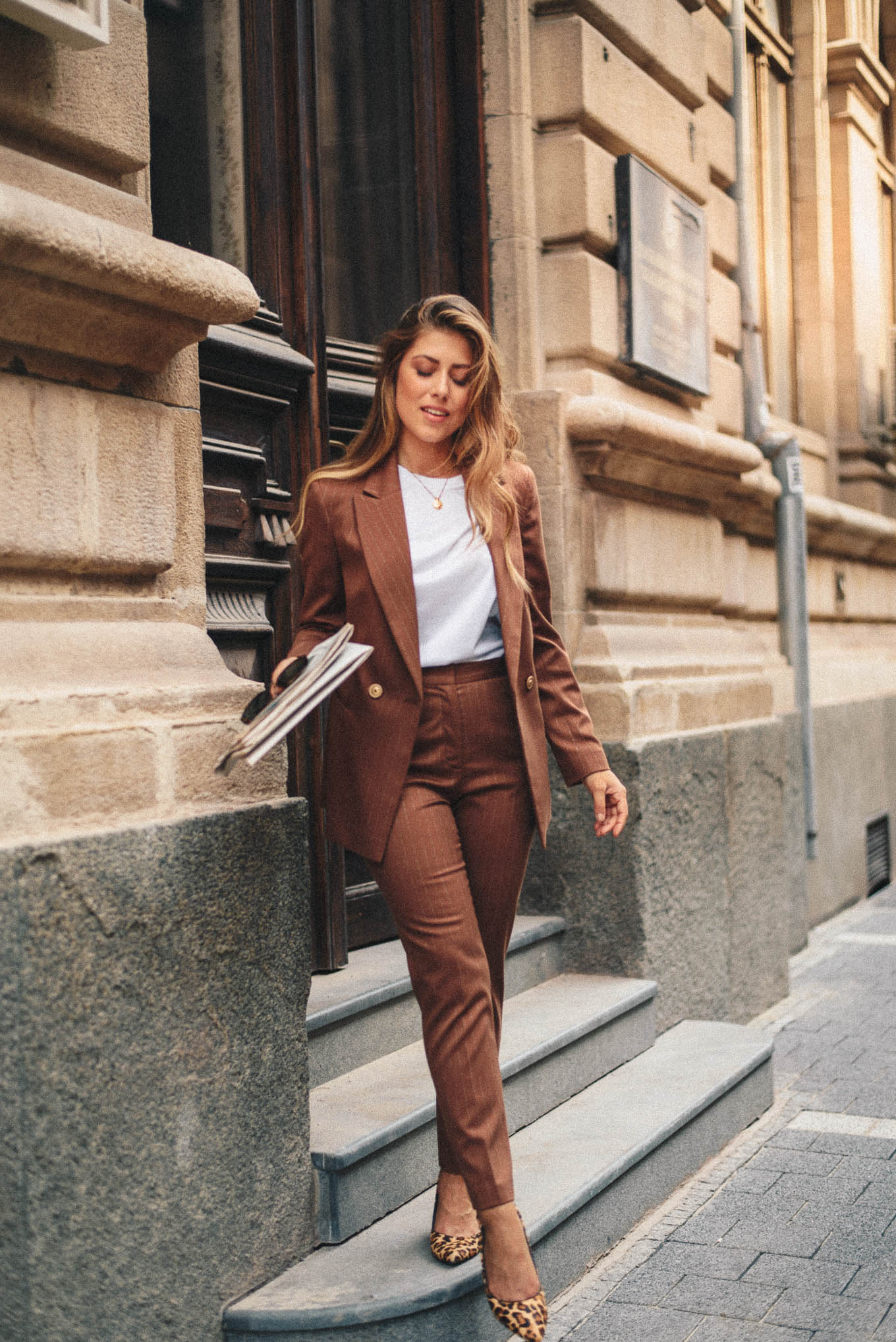 Denina Martin Collection suit