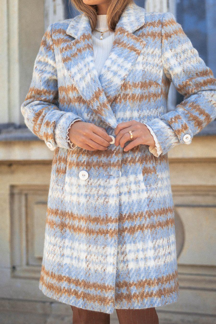 Karina палто by Denina Martin Collection