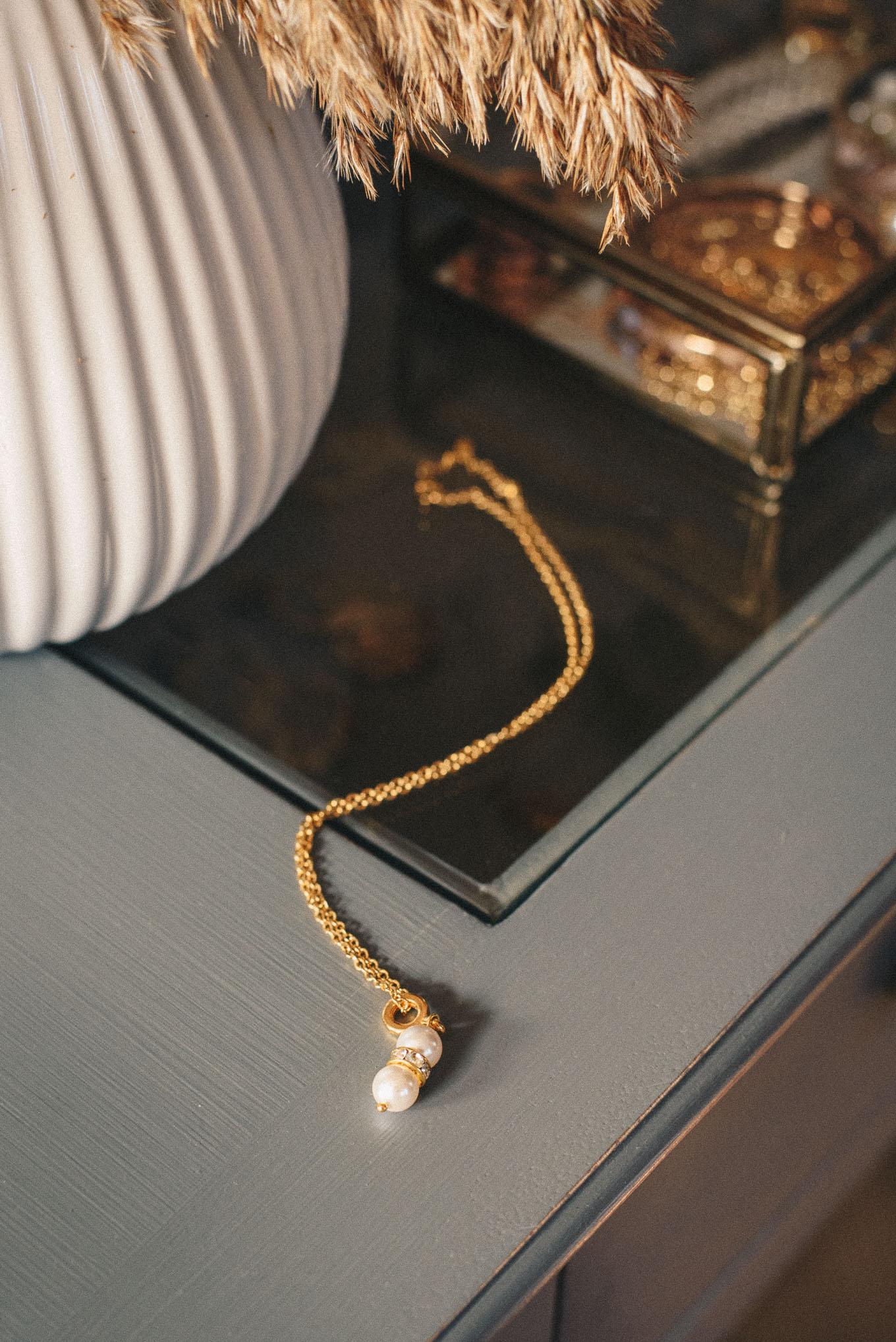 Necklace Denina-Martin Festive collection