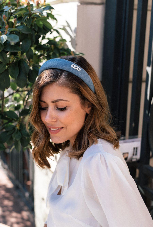 Denim Headband