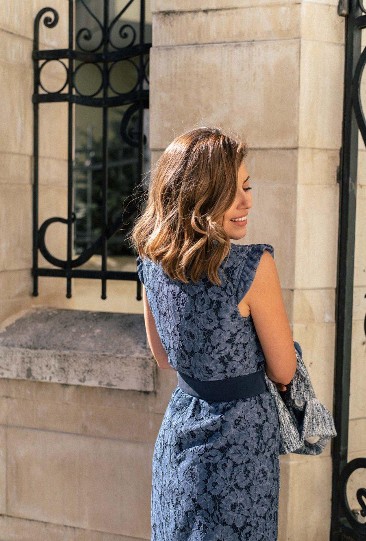 Denina Martin Collection lace dress