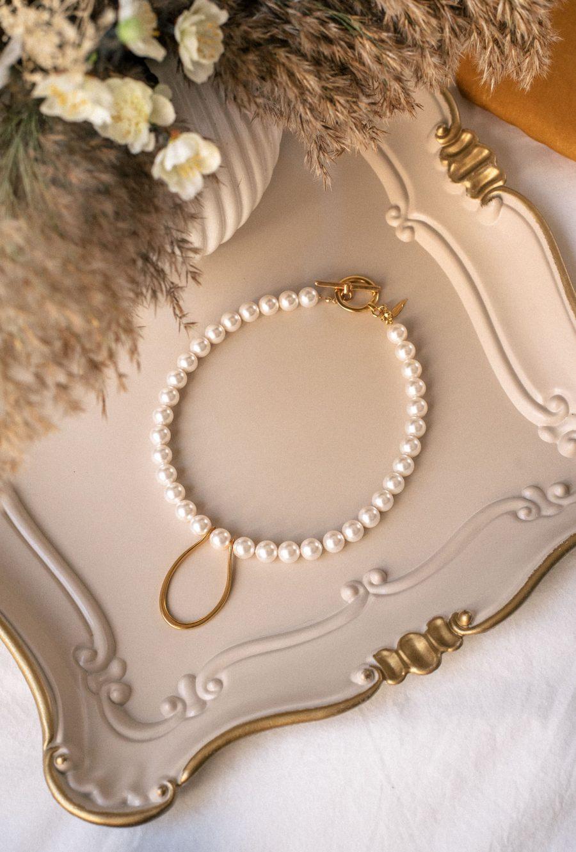 Swarovski-pearls Denina Martin