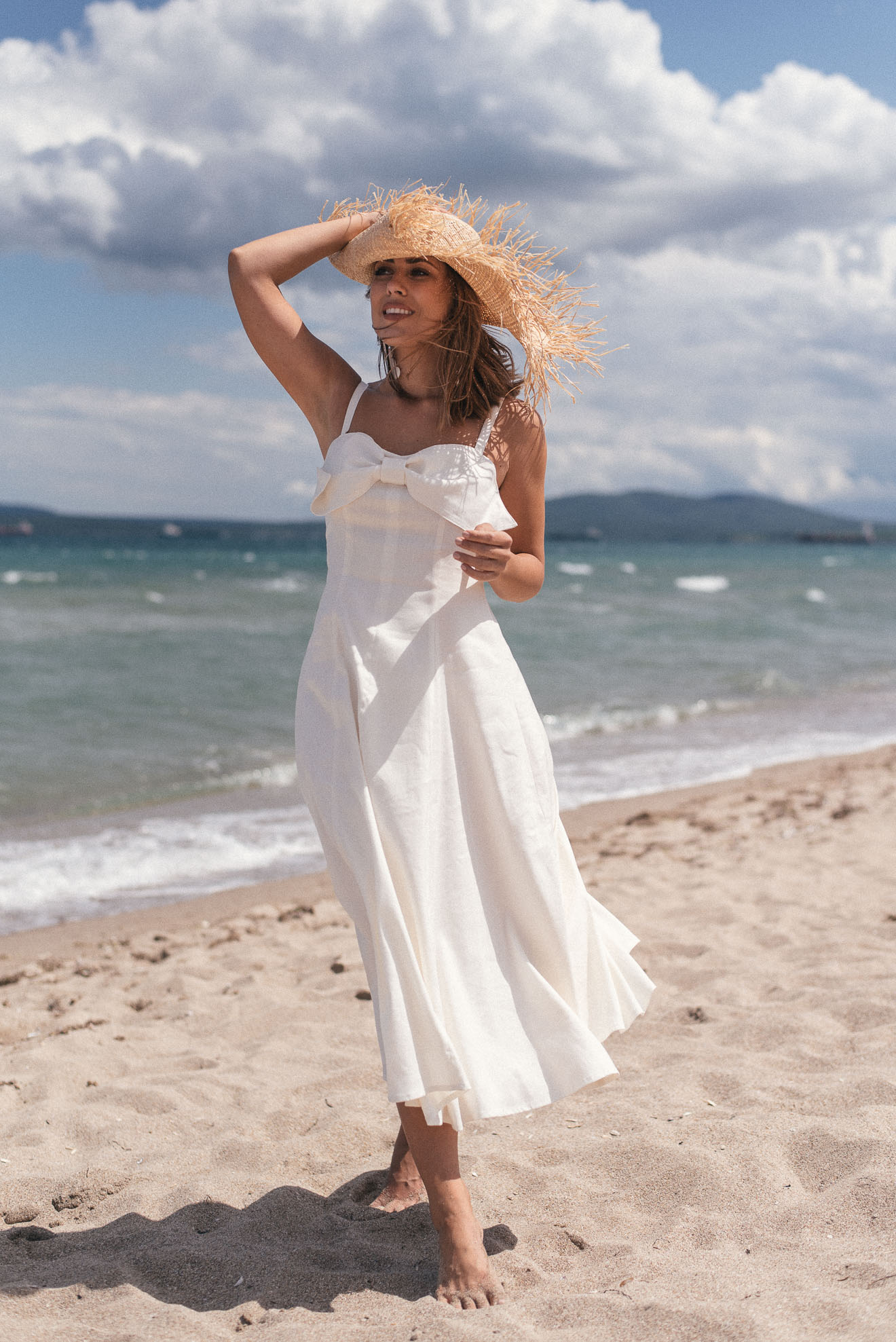 Beach style collection dress