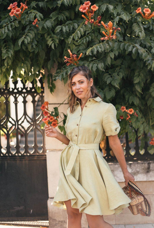 Bulgarian clothing brand Denina Martin Collection