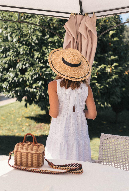 Denina Martin Collection white dress