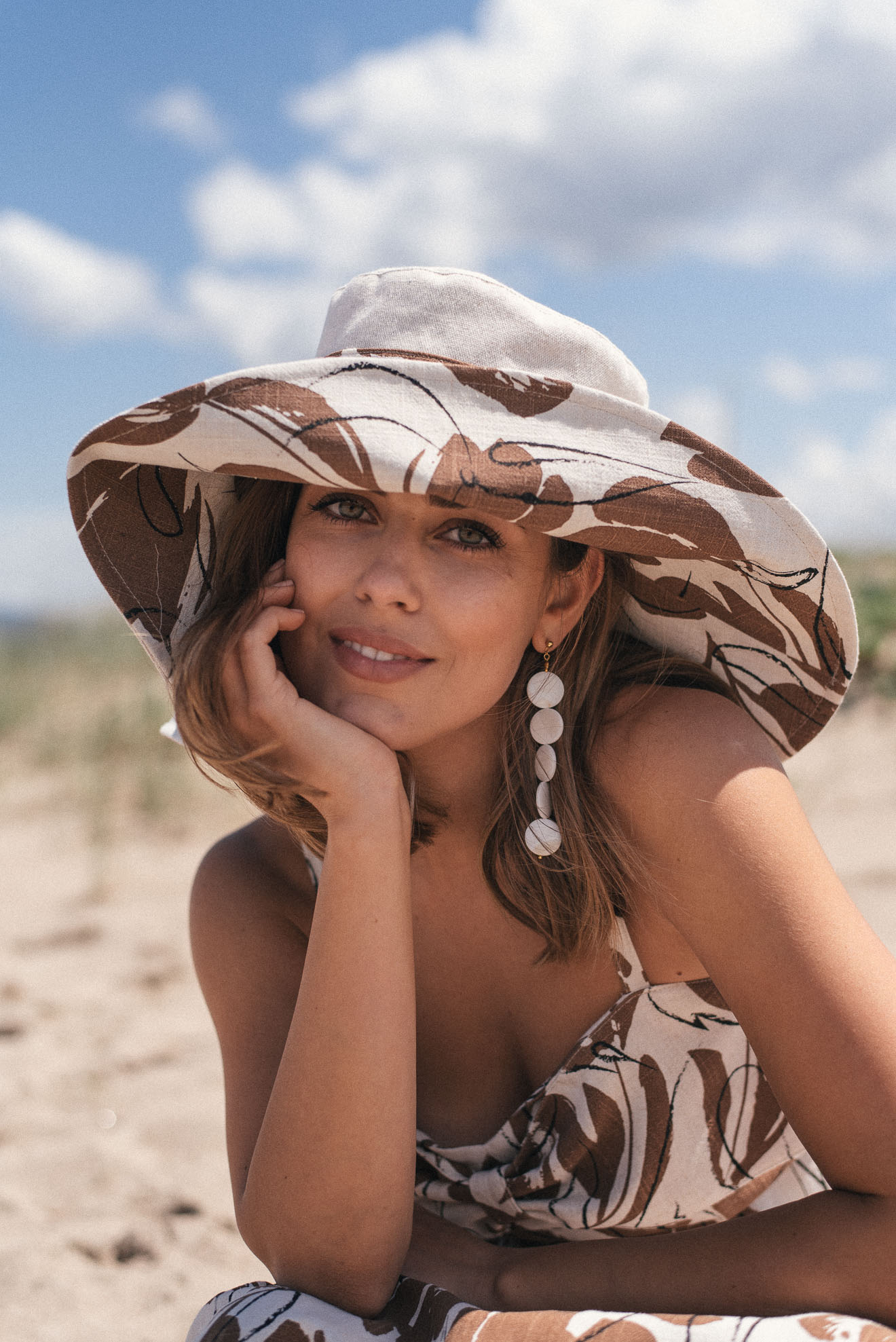 Sun hat for summer days