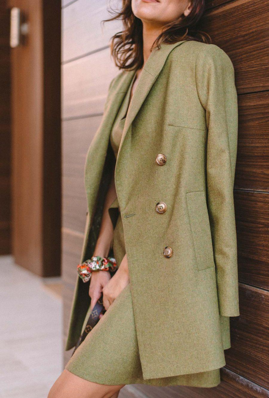 Autumn 20 collection coat