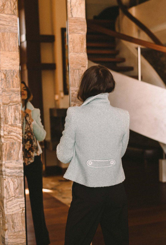 Denina Martin Collection coat aw20