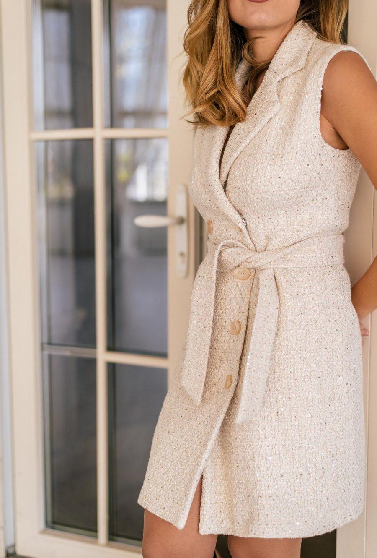 The holiday edition dress from Denina Martin