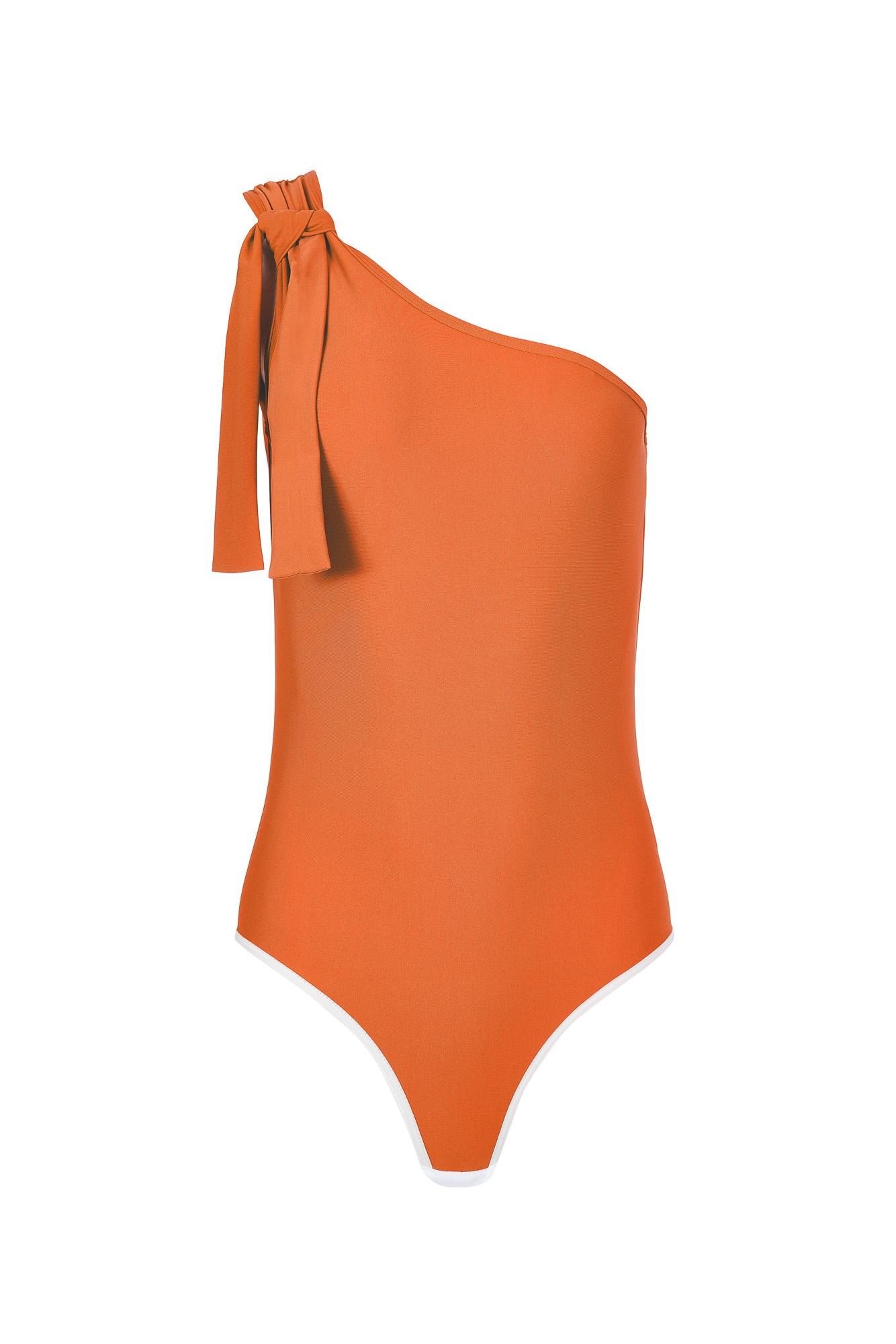 body in orange