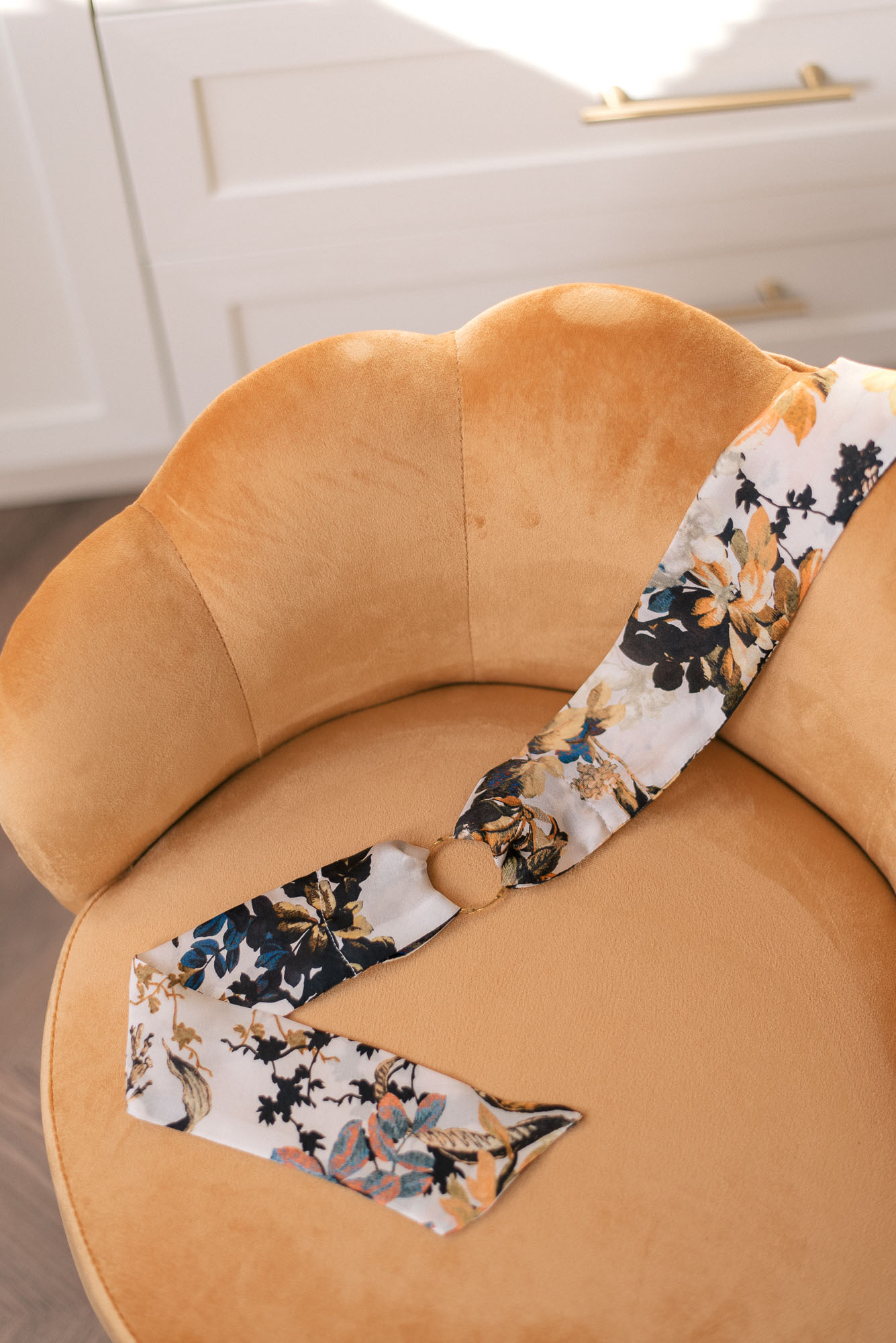 Silk Ring scarf