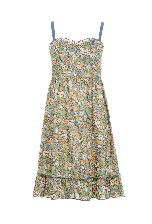Provence dress summer 21 Denina Martin Collection