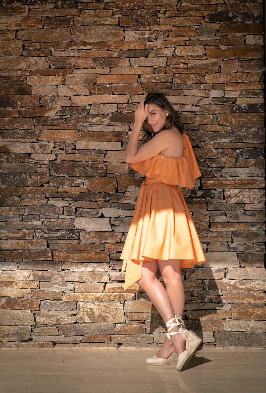 DMC summer collection dress
