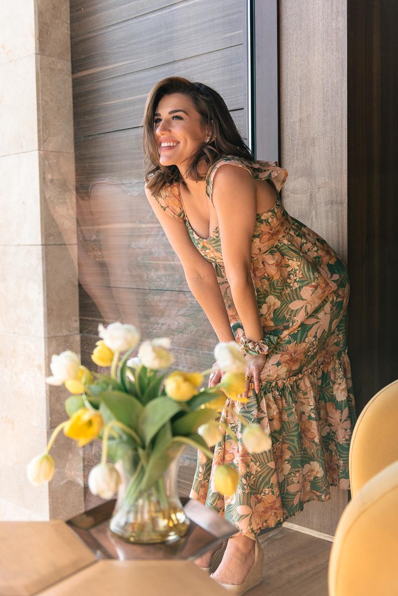 The Florina dress