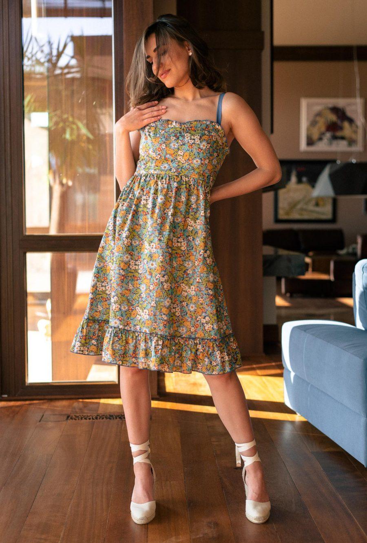 summer dress by Denina Martin Collection_7888