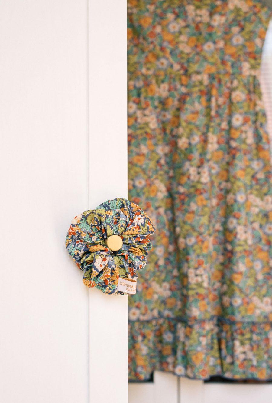 Florina scrunchie
