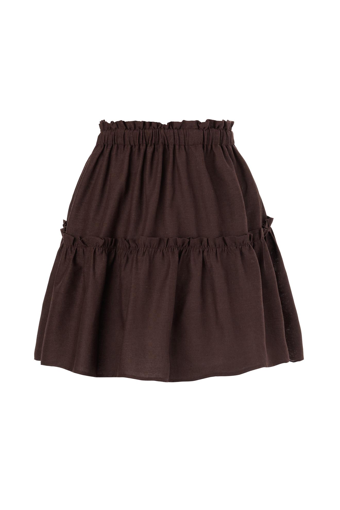 Livia linen skirt 2021 collection