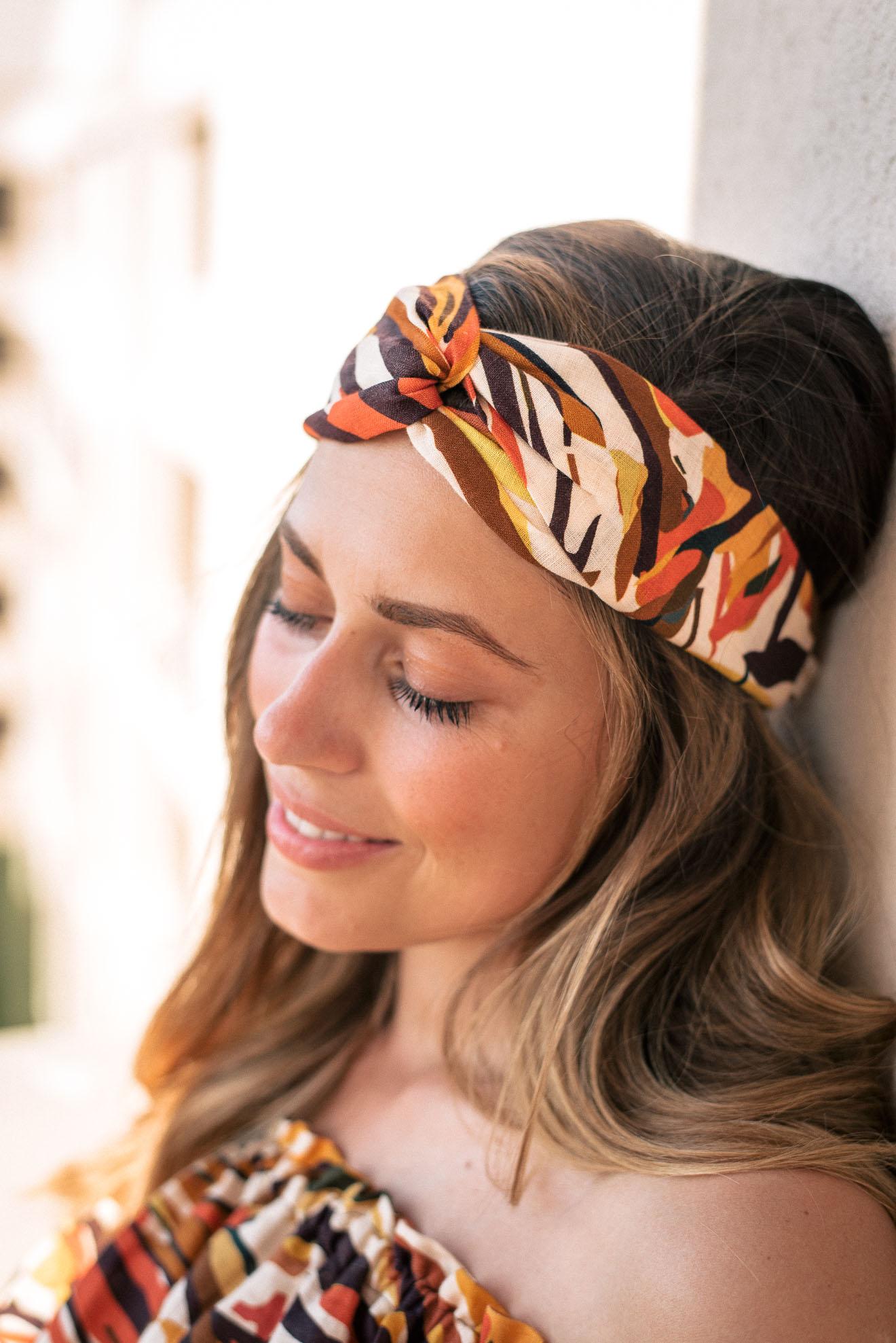 turban headband accessories