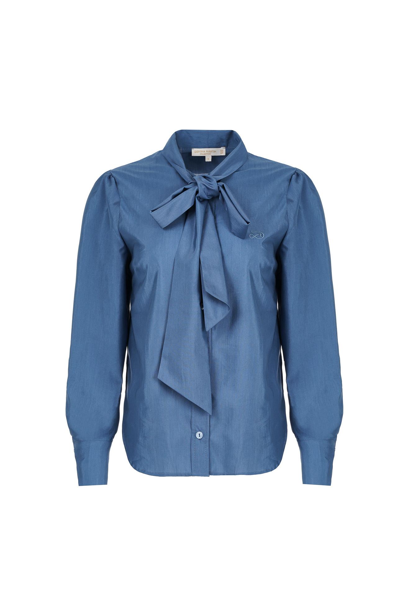 Lily blouse silk blend