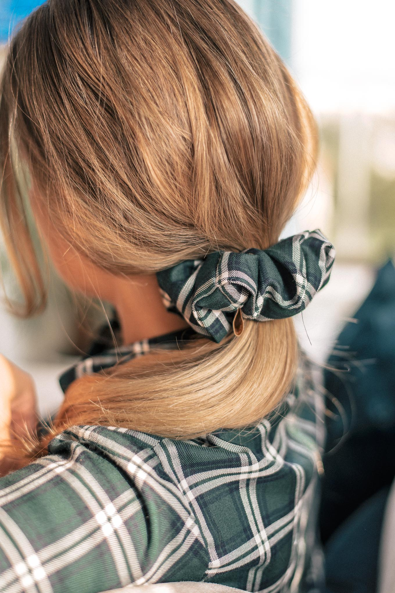 hair accessories from Denina Martin Collection