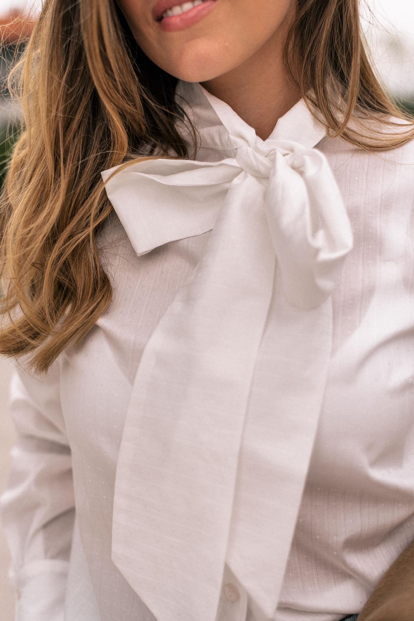 Denina Martin collection new collection blouse